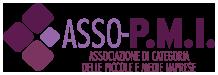 Asso-P.M.I. - Associazione delle Piccole e Medie Imprese logo