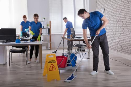 Corso per addetto operazioni di pulizia e sanificazione aziendale rischio Covid-19